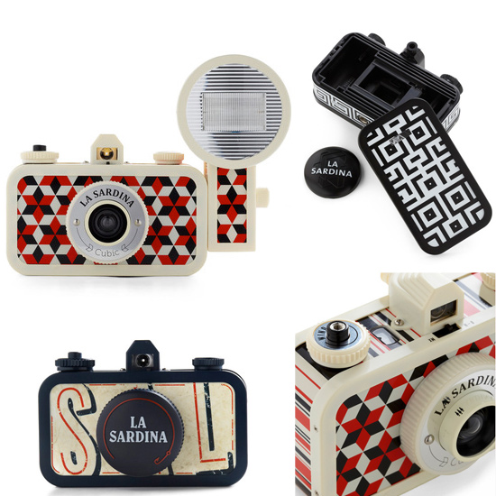 Fisheye La Sardina Cameras