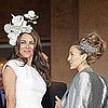 Fascinators and Hair Accessories at 2011 Crown Oaks