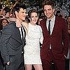 Breaking Dawn Handprint and Footprint Ceremony Live Stream