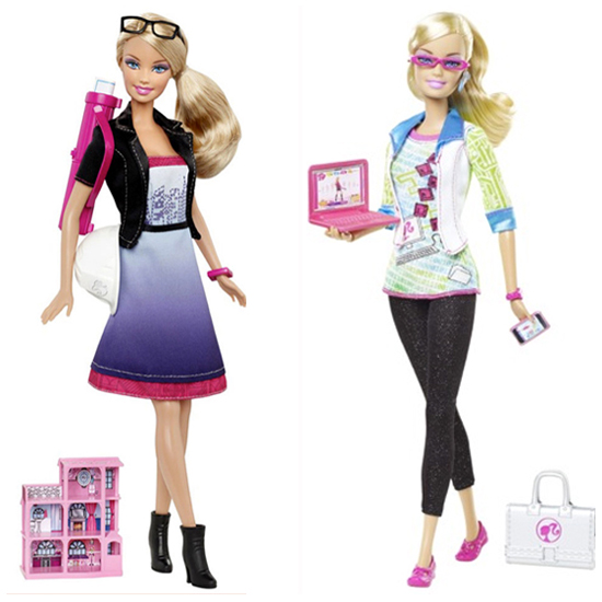 List of Barbie's Careers