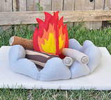 Felt Campfire Pretend Play Set
