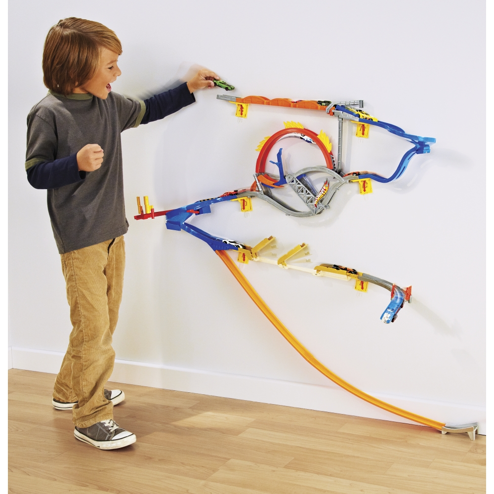 Will You Be Buying Hot Wheels Wall Tracks?