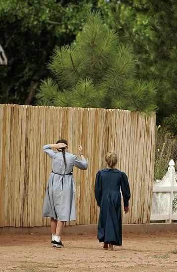 Warren Jeffs' Compound Raided
