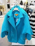 Bright Blue Neoprene Jacket