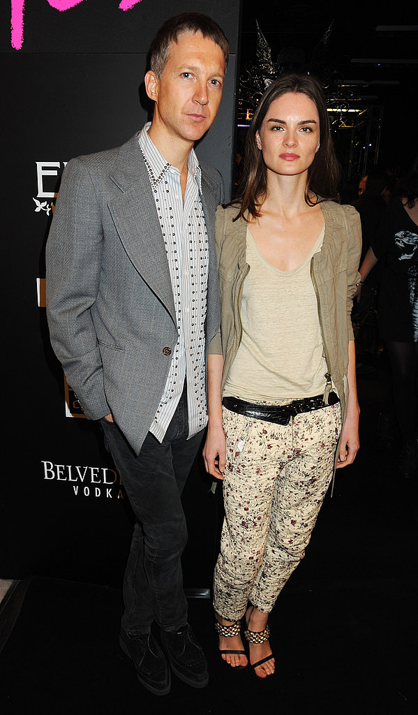 October 2009: Edun and Dazed & Confused War Child Party