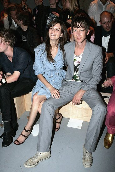 July 2005: Christian Dior Spring 2006 Menswear show