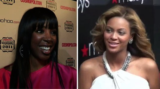 Video: Beyoncé's BFF Reveals 'It's a Girl' — and Other Celebrity Baby Slips!
