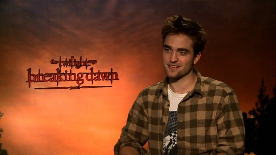 Robert Pattinson on Breaking Dawn's Birth Scene and Being Seduced by Kristen Stewart