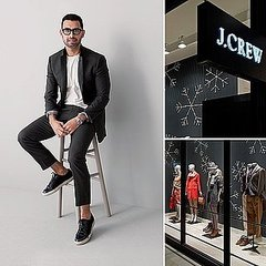 Interview With J.Crew&#039;s Tom Mora, Head of Women&#039;s Design