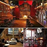SF Bars With Fireplaces