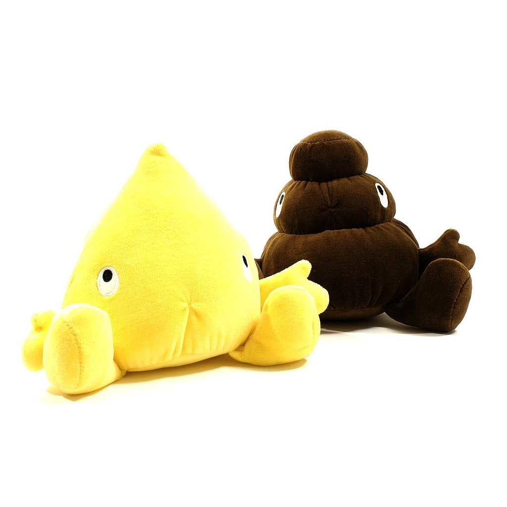 Plush Pee and Poo Duo ($37)