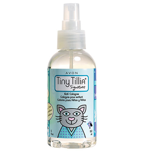 Tiny Tillia Kids' Cologne ($10)