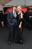 Rachel Zoe and Rodger Berman kept it dark for the 2011 MOCA Gala.
