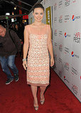 Olivia Wilde put her best foot forward at AFI Fest.