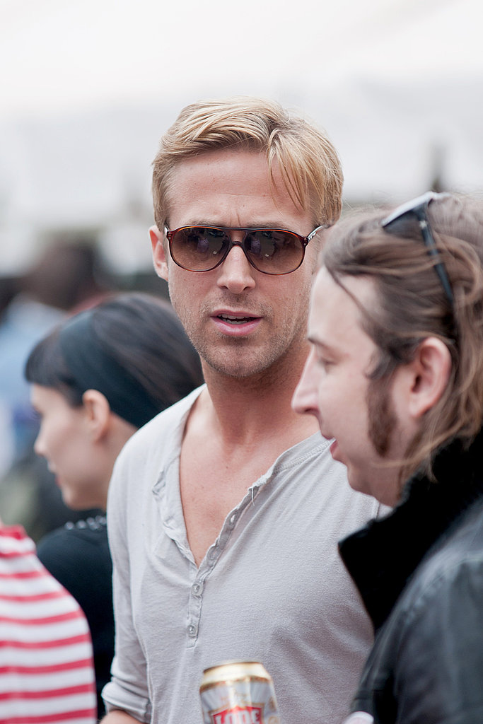 Ryan Gosling attended Fun Fun Fun Fest in Austin for his new film, Lawless.