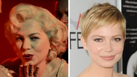 "Video: Michelle Williams Says She Feels ""Lucky"" to Play Marilyn Monroe!"
