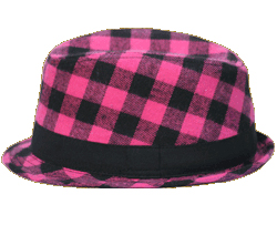 Baby Fedora Hat ($24)