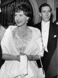 Margaret and Lord Snowdon went to the opera in 1960.
