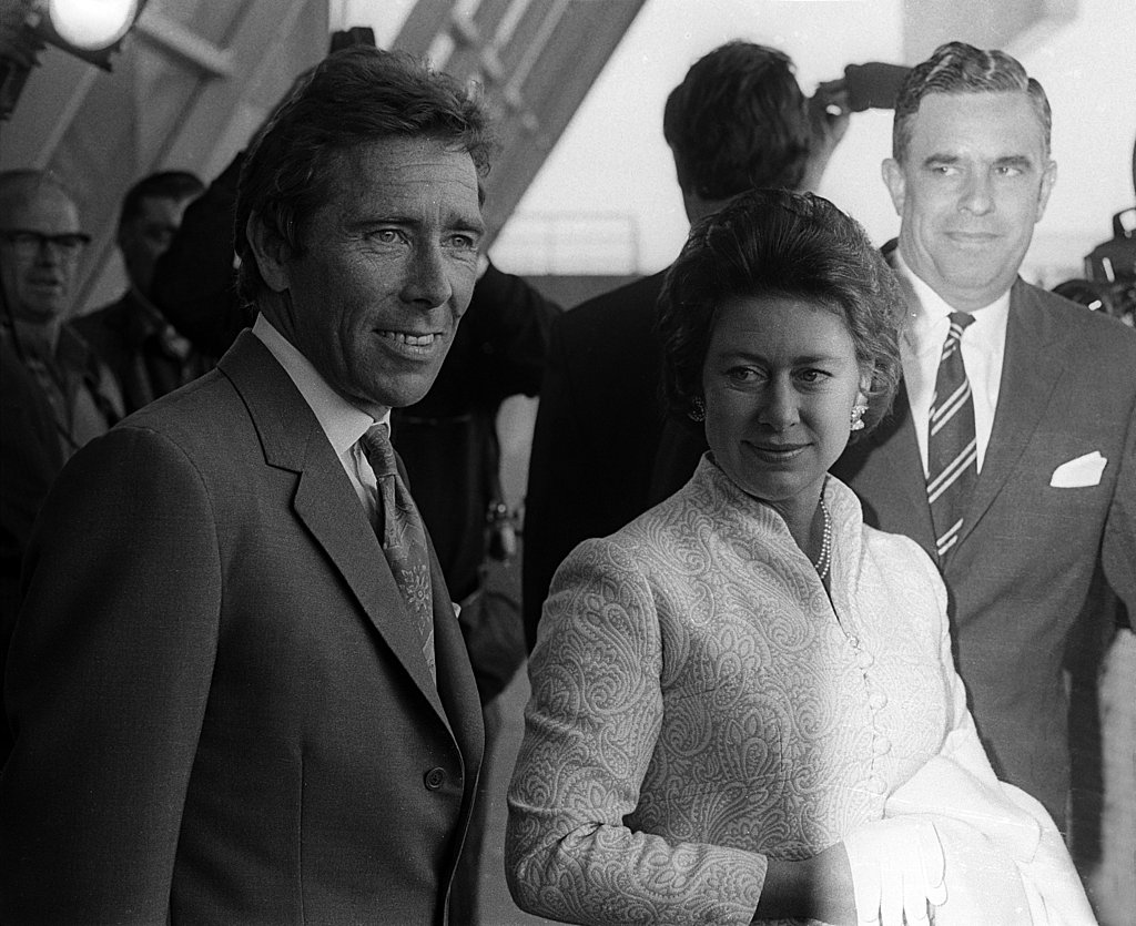 Princess Margaret and her husband were considered jet-set royals.