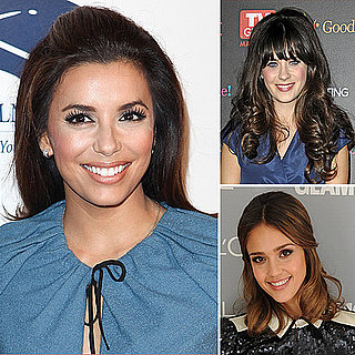 Celebrities Wearing 1960s Hairstyles