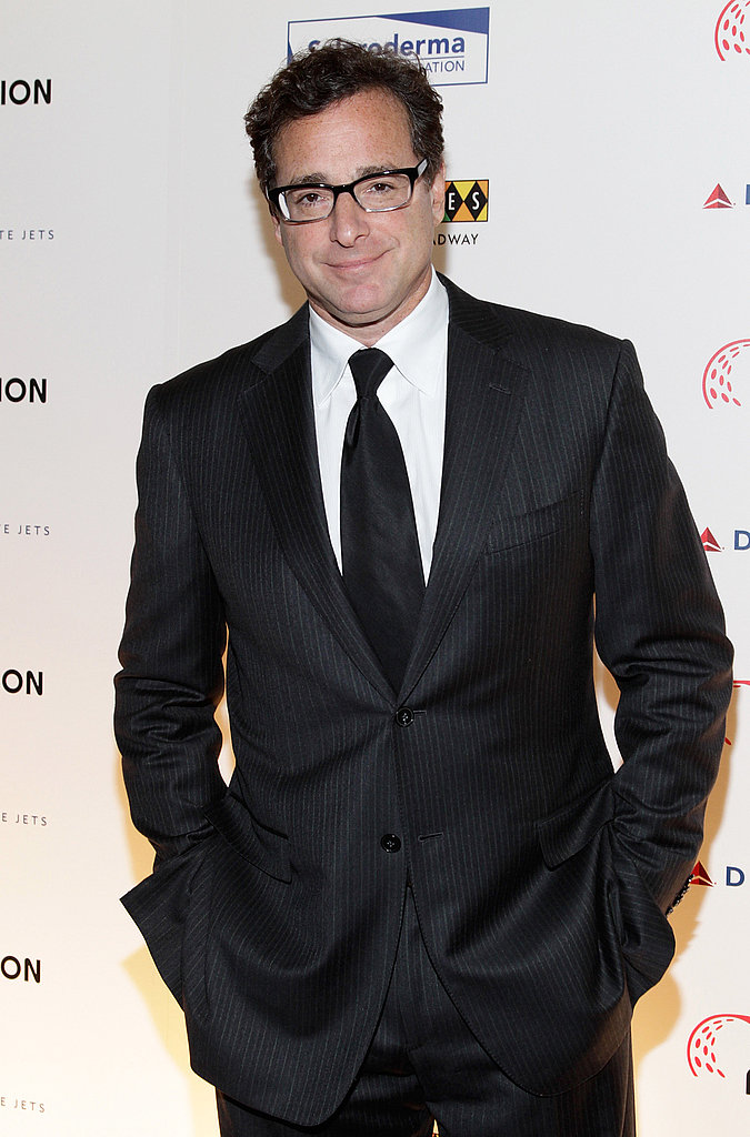 Bob Saget hosts the Cool Comedy - Hot Cuisine for Scleroderma Research Foundation event in NYC.