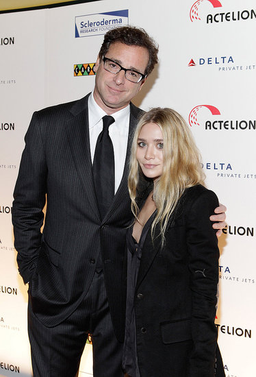Ashley Olsen Reunites With Bob Saget For a Special Charity Evening