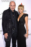 Nicole Richie hung out with John Varvatos at the 15th annual ACE Awards.