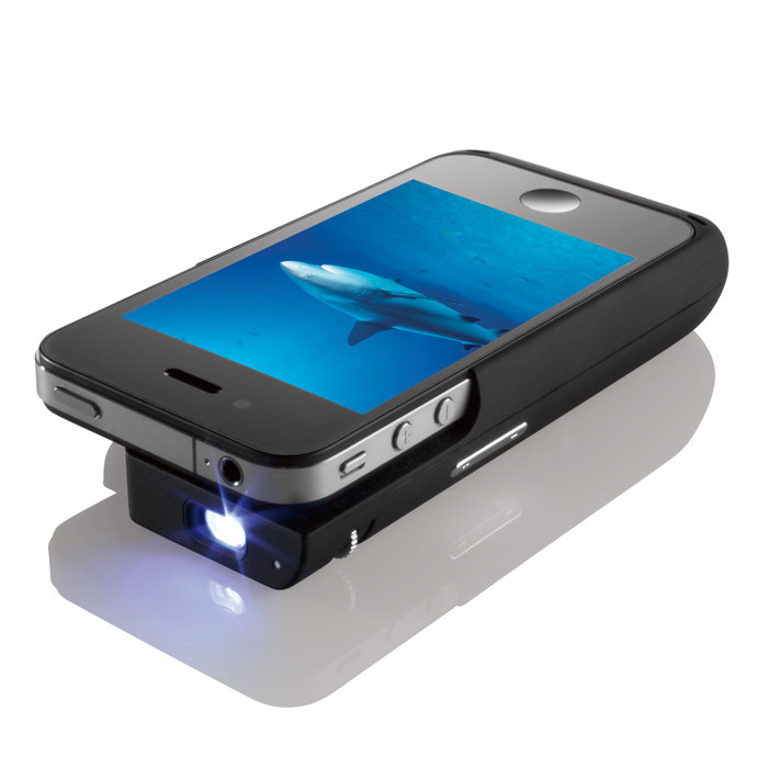 Pocket Projector For iPhone 4 ($300)