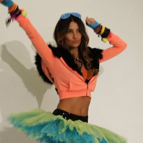 Behind-the-Scenes Victoria's Secret Fashion Show Fitting With Lily Aldridge!