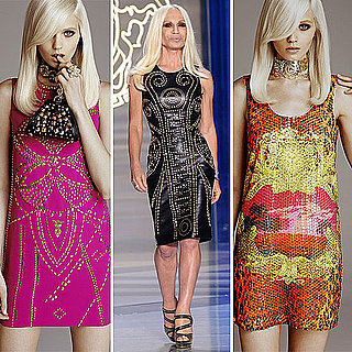 Versace for H&M Collaboration Collection Launches Today in New York! Donatella Versaces Spills on Her Singing, the Show and more