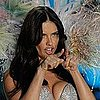 How Adriana Lima Preps For Victoria's Secret Fashion Show