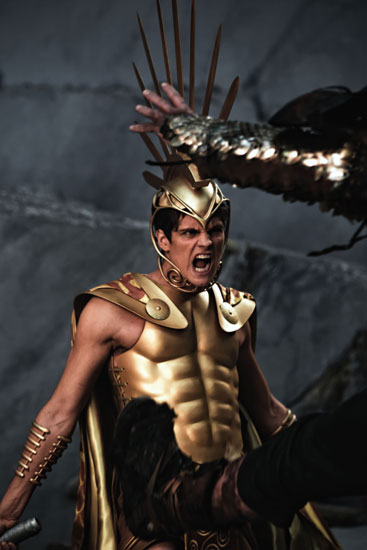 Ares, Immortals