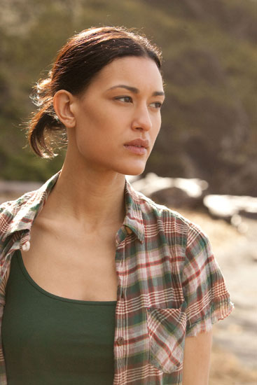 Julia Jones in Breaking Dawn.