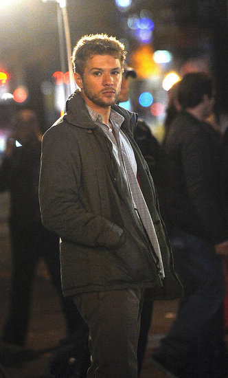 Ryan Phillippe Does Damage on the East Coast