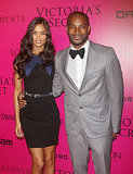 Shanina Shaik and Tyson Beckford went to the Victoria's Secret Fashion Show afterparty in NYC together.