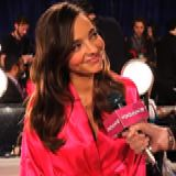 Backstage Video Interviews With Miranda Kerr, Adriana Lima at 2011 Victoria's Secret Fashion Show