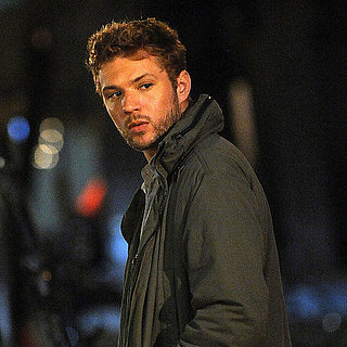 Ryan Phillippe Filming Damages in NYC Pictures