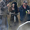 Kristen Stewart on Snow White and the Huntsman Set Pictures