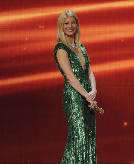 Gwyneth Paltrow Wearing Elie Saab