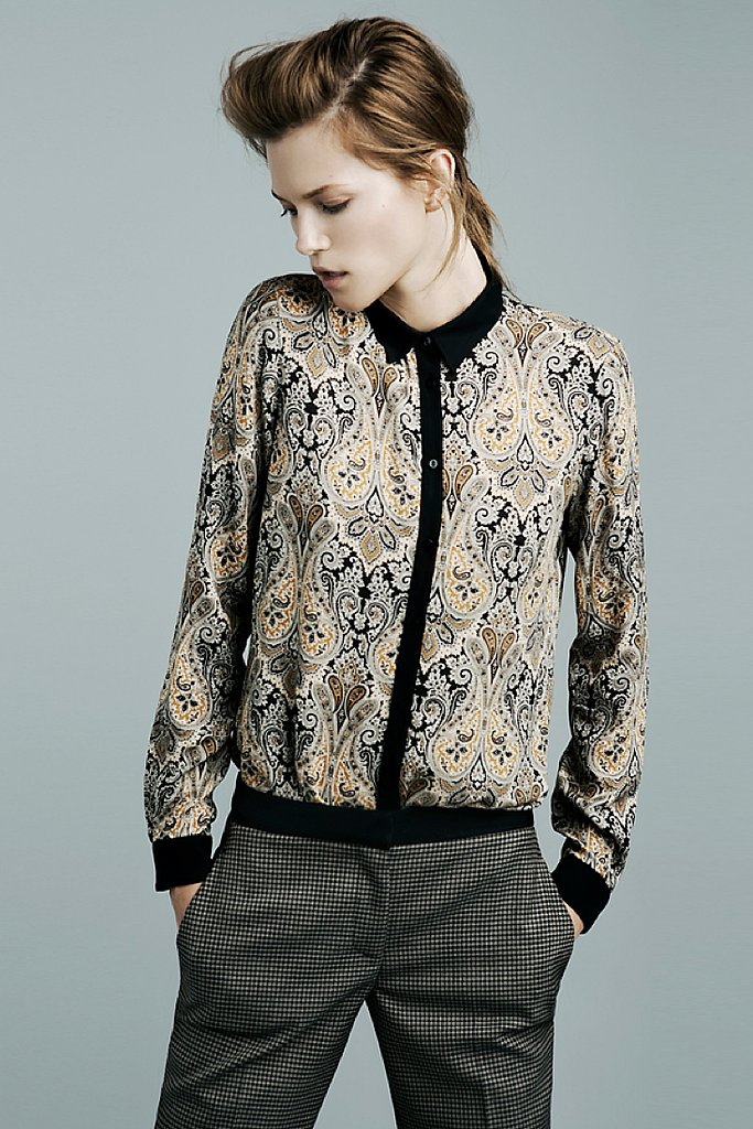 Zara November Lookbook