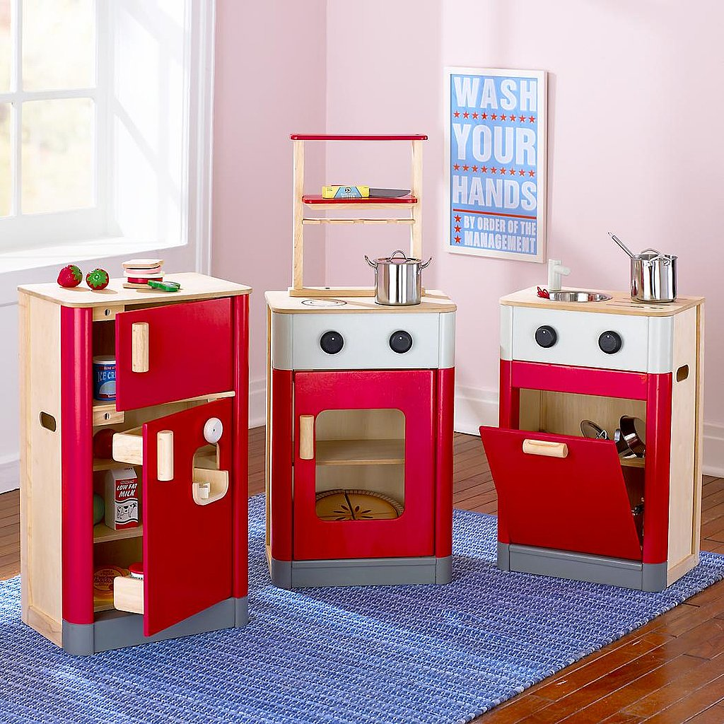 Haba popsugar moms for Best kitchen set for 4 year old