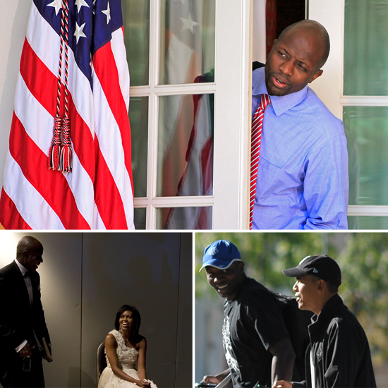 "Bye Bye Love: Obama's ""Body Man"" Reggie Love Moves On"