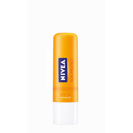 NIVEA Lip Care Sun SPF 30+, $4.37