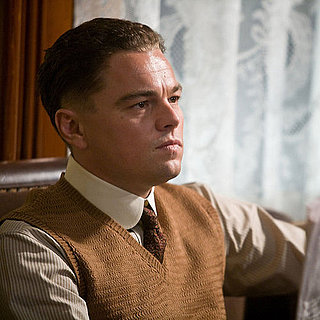 Pictures of Leonardo DiCaprio in J. Edgar