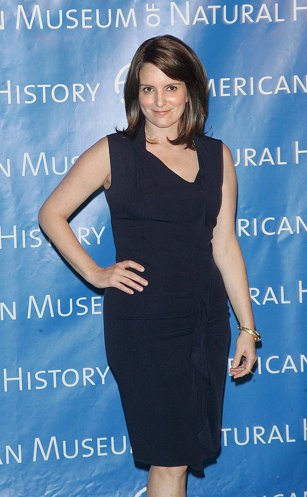 Tina Fey attended the Museum of Natural History's gala in NYC.
