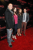 The Breaking Dawn cast at The Fillmore in San Francisco.
