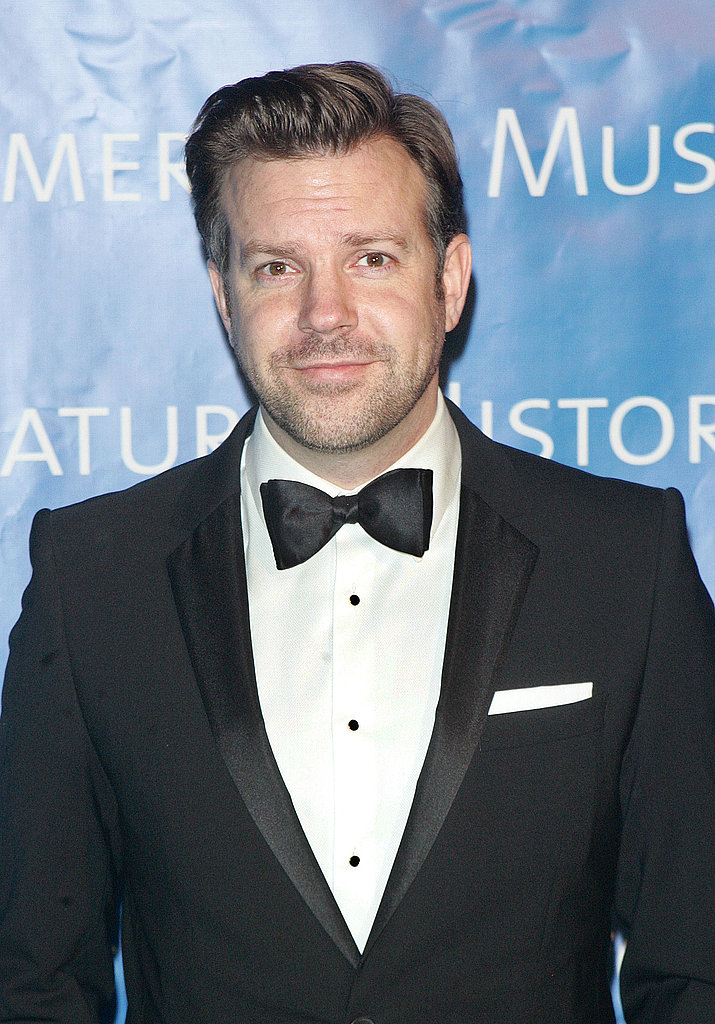 Jason Sudeikis was slick in a bow tie.
