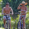 Celebrity Couples Who Bike