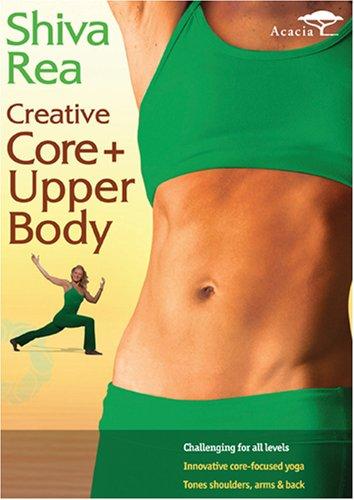 Shiva Rea: Creative Core + Upper Body DVD