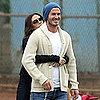 Victoria Beckham and David Beckham Hugging Pictures